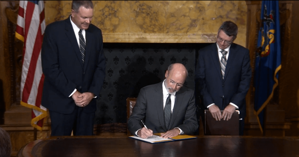 What Gov. Wolf's Climate Initiative Means for PA