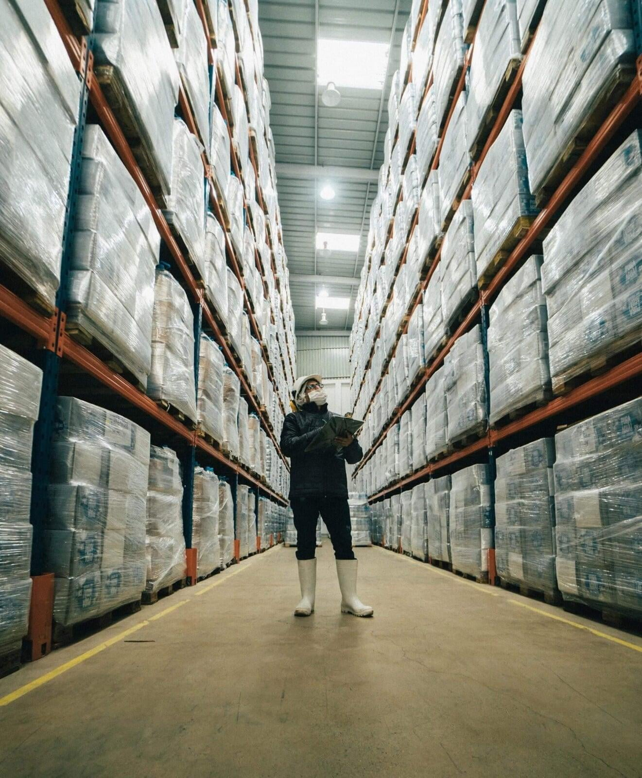Energy Optimization Strategies for Warehouses