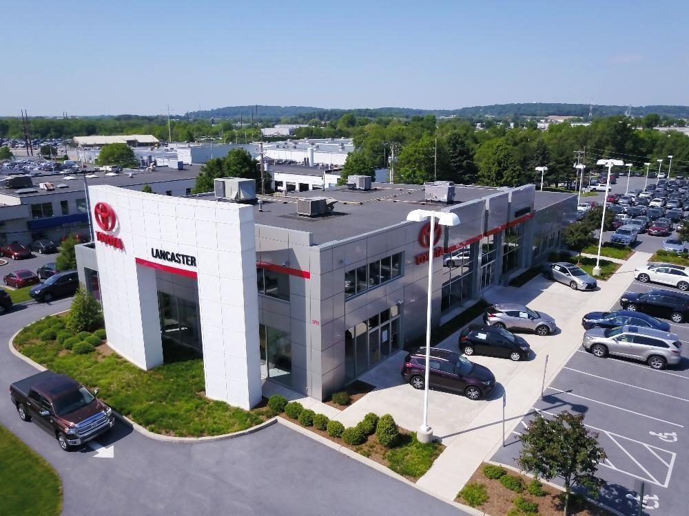 Toyota Lancaster Pa >> Energy Efficiency Success Story Lancaster Toyota East